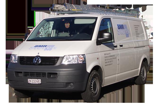 Service Fahrzeug Storen Service